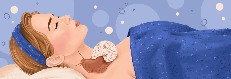 Najlepsze kosmetyki ze śluzem ślimaka