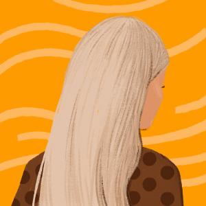sprawdź porowatość włosów