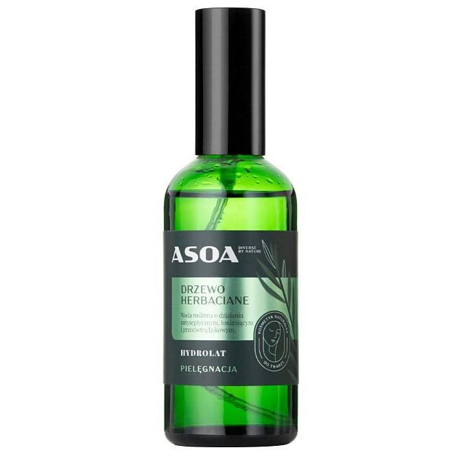 Asoa - Hydrolat z Drzewa Herbacianego
